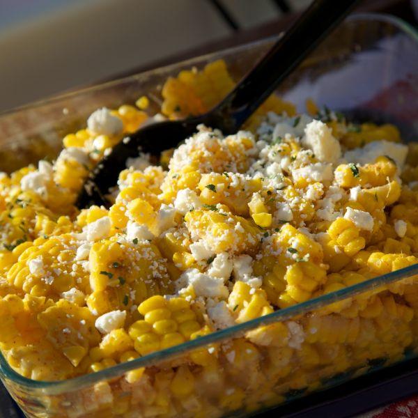 Recipe for Summer Corn Salad